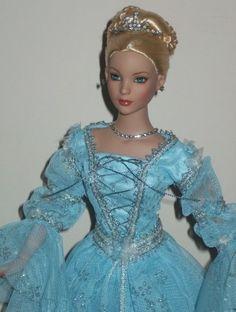 Cinderella Capulets - Cinderella wearing Capulets Daughter