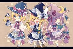 Anime Witch, Art Images, Chibi, Art Pieces, Alice, Artsy, Make It Yourself, Cool Stuff, Thankful