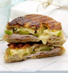 Panini on Pinterest | Paninis, Panini Recipes and Brie