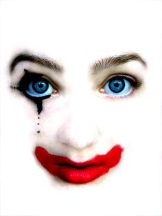 Butt-face the Clown by cookiemonstah.deviantart.com on @deviantART