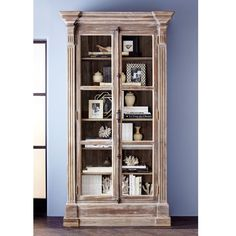 W3371 French Directoire Bookcase Shelves & Bookcases Need this for my collections (at least two)