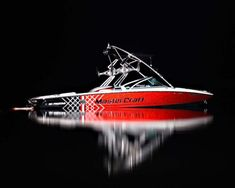 Hobby: Wakeboarding.  Love this MasterCraft 40th Anniversary Boat