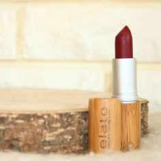 Deep creamy burgundy with a sensual hint of plum and a punch of power. Tantric is my go-to power lipstick what is yours? #elatetantrictuesday