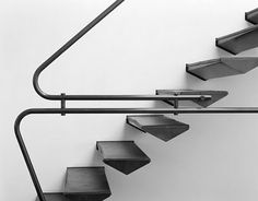 stairs from steel