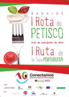 ¡¡Hoy comienza la Feria de la Tapa Portuguesa!!