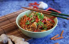 Wok, Japchae, Pasta, Lunch, Ethnic Recipes, India, Youtube, Goa India, Eat Lunch
