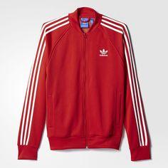 uk availability 845ed da6ac Chaqueta Adidas Originals Superstar Track Adidas Chaqueta, Ropa Deportiva  Para Hombre, Estilo Deportivo,