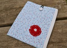 iPad Tablet or eReader Sleeve Cover Case by SimpleBeginnings, $15.00