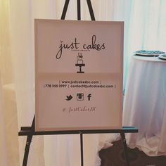 fabulous vancouver wedding Our canvas was spotted at the Royal Wedding Expo today at the @justcakesbc booth! We created this custom canvas with their logo and contact information for ease of display. If you are planning your wedding check out Just Cakes today... there are a lot of tasty treats as well! #royalweddingexpo #justcakesbc #604canvas #canvas #customcanvas #logo #quoteoftheday #wedding #weddingvendor #weddingshow #punjabibride #supportlocal #localbusiness #vancouverphotographer...