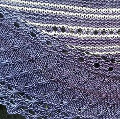 Lavender Dreams by Sue Kay Knits - free
