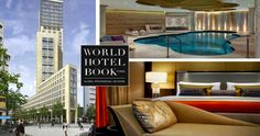 Exclusively for WHB members: the Waldorf Astoria Berlin from € for 2 nights! Hotels, Waldorf Astoria, Berlin, Luxury, Night, World, Books, Libros, Book