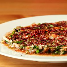 Perfect side-dish for fish and red meat courses!