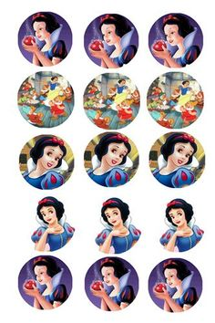These need to be saved from here to pic folder and printed from folder Bottle Cap Jewelry, Bottle Cap Necklace, Bottle Cap Art, Bottle Cap Images, Bottle Cap Projects, Bottle Cap Crafts, Diy Bottle, Printable Images, Snow White Birthday