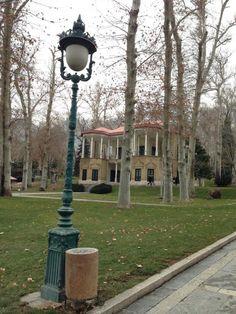 Sad Abad palace