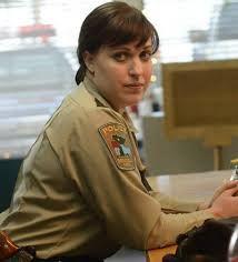Fargo TV series on FX, Allison Tolman as Molly Solverson
