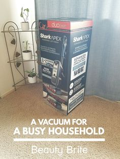 A Vacuum For A Busy