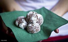 Ízek és ötletek: Csokoládés pöfeteg