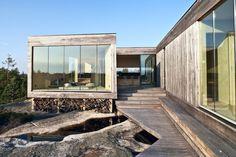 Sommerhouse Hvaler : Entworfen von den Reiulf Ramstad Architekten Norway