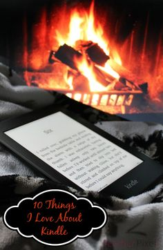 10 Things I Love about my Kindle Paperwhite - Feather Pixels