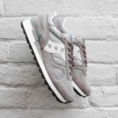 Saucony Shadow Original Grey / White