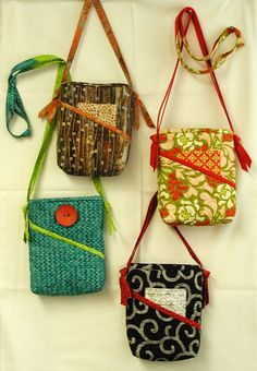 Totes and other wonderful projects.