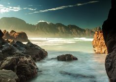 -Into The Vale- Kogel Baai - February 2013 This was taken as a group of friends and I were out exploring the caves next to the sea in the early morning in Kogel Baai (aka Cool Bay) in Cape Town Group Of Friends, Early Morning, Cape Town, Nature Photography, Earth, Deviantart, Sea, Explore, World