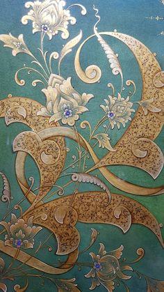 Islamic Art Pattern, Pattern Art, Mandala, Illumination Art, Drawing Sketches, Drawings, Calligraphy Art, Wallpaper Quotes, Art Nouveau