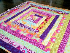 Joel Dewberry Heirloom Collection Baby Quilt