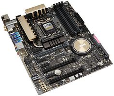 ASUS-Z97-DELUXE-NFC-WLC-ATX-DDR3-2600-LGA-1150-Motherboards-Z97-DELUXE-NFC-WLC #motherboards #computers #computerparts #systemboards #gaming