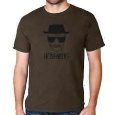 Heisenberg Sketch Dark T-Shirt