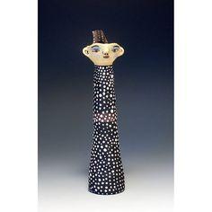 Gesicht-Vase für Ihre Knospen von jennymendes auf Etsy