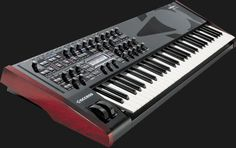 Access Virus TI 2 Keyboard. The sweet sound of noisy aggression.