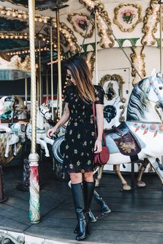 Polo_Ralph_Lauren-Fall-15-Meet_Me-In_Polo-Outfit-Black_Boots-Floral_Dress-outfit-Collage_Vintage-9