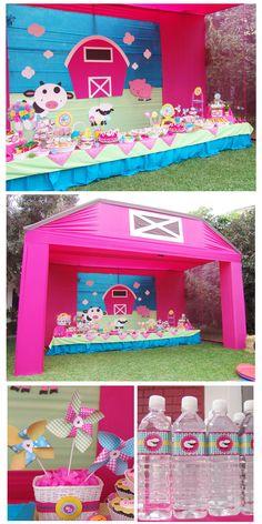 Stockberry Studio: Customer Party: Pink Barnyard