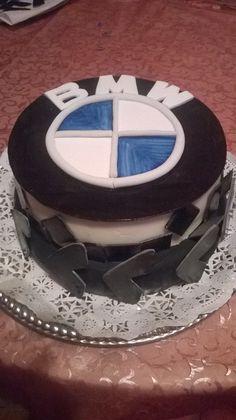 BMW torta férfiaknak