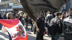 Occupy Toronto Has A Black Bloc Problem...