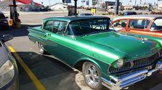 Sleek '58 Mercury Monterey