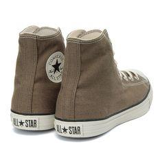 ALL STAR LP WASHED-CL HI(3 (22.0cm) オリーブ): シューズコンバース公式通販 | CONVERSE ONLINE SHOP