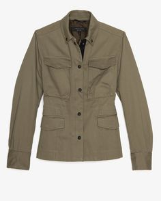 rag & bone Cargo Jacket $129