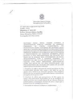 Procurador-geral quer investigar secretários de Alckmin na Suíça, Uruguai e Luxemburgo
