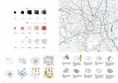 PGT MILAN | Gianmaria Quarta | Archinect | research map | urban planning
