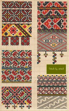 """petitepointplace: """"Antique Embroidery Book written in Cyrillic. Palestinian Embroidery, Hungarian Embroidery, Hardanger Embroidery, Folk Embroidery, Vintage Embroidery, Cross Stitch Embroidery, Embroidery Patterns, Cross Stitch Borders, Cross Stitch Charts"""