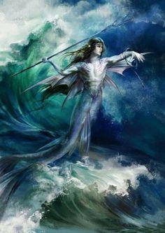 Hidronius, o Senhor da Água