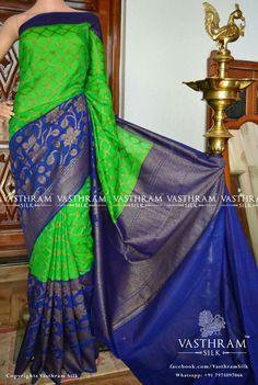 Banarasi dupion silk  Cost: 4100 inr Whatsapp:  91 7019277192
