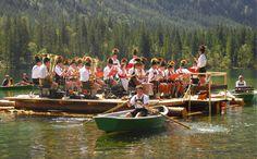 Musikalische Seefest rund um den Hintersee in Ramsau am 25. August - Berchtesgadener Land Blog
