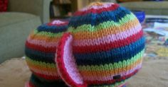 Hi Knitters, The pattern for Elefante is finally here for the taking. This pattern came to be when a knitter emailed me after spying a tiny...