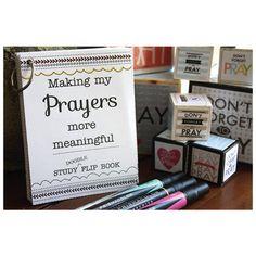 FLIPBOOK-Prayer Doodles