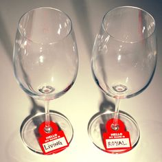 Drink Notes, $11, now featured on Fab.    Cute,funny and afordable. Great stocking stuffers.