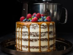 Visit the post for more. Sweet Recipes, Tiramisu, Cheesecake, Food And Drink, Pudding, Sweets, Cooking, Breakfast, Ethnic Recipes