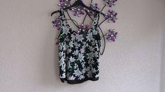 Dorothy Perkins  Lovely Flowered  fully lined     Top Size 10 #DorothyPerkins #OtherTops #Casual
